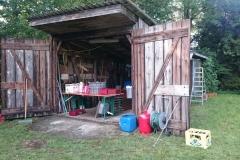 Multifunktions-Garage