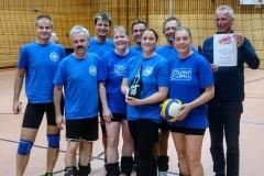 Team mit Coach 2